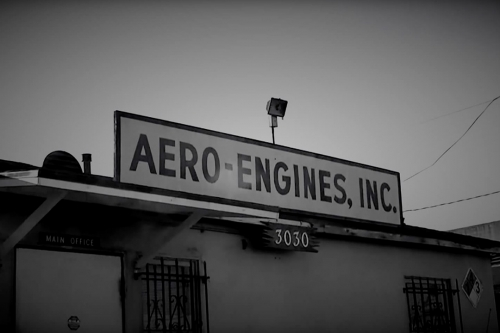 Aero Engines Inc. called this building home before Fugitives Editorial.